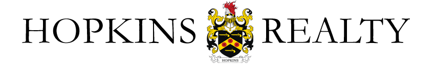 Brock Hopkins, Realtor Logo